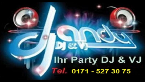 Logo Andy's Party Disco, Musik · DJ's · Bands Ruhrgebiet