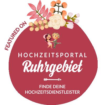 Featured auf Hochzeit & Heiraten im Ruhrgebiet, Rhein-Ruhr